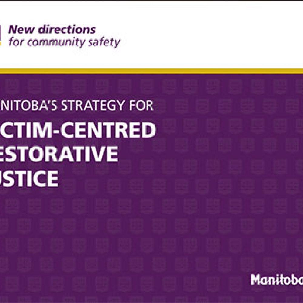 Victim-Centred Restorative Justice