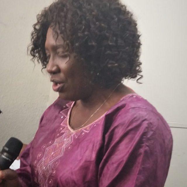 Pastor Marcella N.